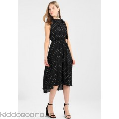 mint&berry Day dress - black/white - Womens Casual Dresses M3221C0KY-Q12