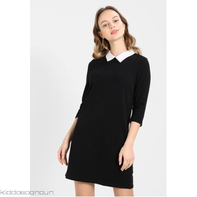 Only Petite ONYSUNNY DRESS - Day dress - black - Womens Casual Dresses OP421C01Y-Q11