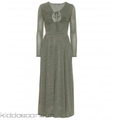 AlexaChung Metallic knit maxi dress - Womens Cocktail Dresses P00286079