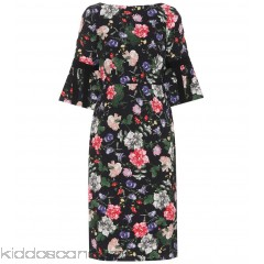 Erdem Alexandra floral matelassé dress - Womens Cocktail Dresses P00316811