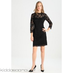 Esprit Collection CHRISTINA  - Cocktail dress / Party dress - black - Womens Cocktail Dresses ES421C0LK-Q11
