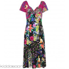 Etro Floral-printed dress - Womens Cocktail Dresses P00303220