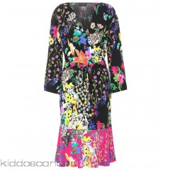 Etro Floral-printed dress - Womens Cocktail Dresses P00303370