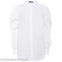 Alexander McQueen Cotton shirt - Womens Blouses P00317031