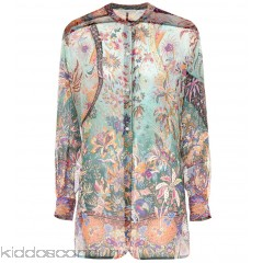 Etro Printed silk blouse - Womens Blouses P00319145