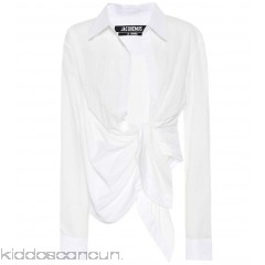 Jacquemus Bahia cotton top - Womens Blouses P00306721