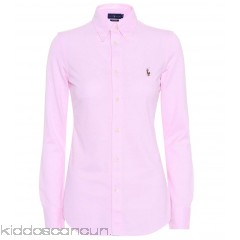 Polo Ralph Lauren Cotton shirt - Womens Blouses P00305174