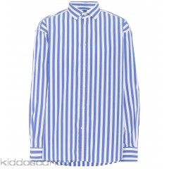 Polo Ralph Lauren Striped cotton shirt - Womens Blouses P00317381