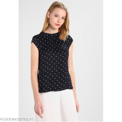 s.Oliver BLACK LABEL KURZARM - Blouse - blue - Womens Blouses SOA21E01S-Q11