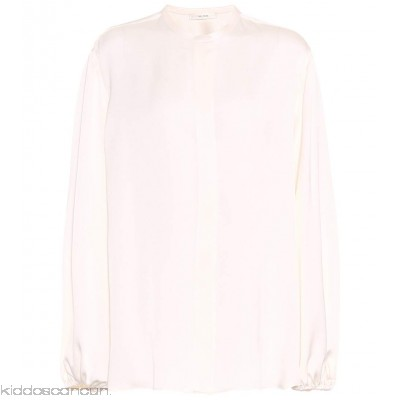 The Row Maura silk shirt - Womens Blouses P00292551