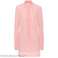 <b>Notice</b>: Undefined index: alt_image in <b>/home/kiddoscancun/public_html/vqmod/vqcache/vq2-catalog_view_theme_cerah_template_product_category.tpl</b> on line <b>73</b>Victoria Beckham Silk blouse - Womens Blouses P00259378