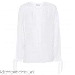 Vince Silk top - Womens Blouses P00318052