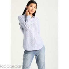 GAP STRIPE CLIP - Shirt - blue - Womens Shirts GP021E058-K11