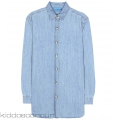 M.i.h Jeans Loose denim shirt - Womens Shirts P00209691