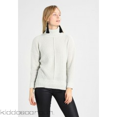 Wallis ROLL NECK - Jumper - pale blue - Womens Jumpers WL521I03O-K11