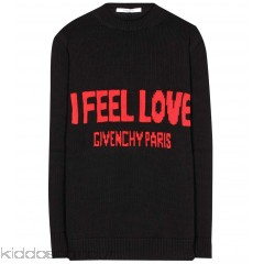 <b>Notice</b>: Undefined index: alt_image in <b>/home/kiddoscancun/public_html/vqmod/vqcache/vq2-catalog_view_theme_cerah_template_product_category.tpl</b> on line <b>73</b>Givenchy Knitted cotton sweater - Womens Sweatshirts P00262470