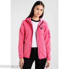 Key West HOODILE - Tracksuit top - pink - Womens Sweatshirts KEC21J001-J11