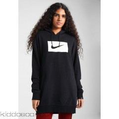 <b>Notice</b>: Undefined index: alt_image in <b>/home/kiddoscancun/public_html/vqmod/vqcache/vq2-catalog_view_theme_cerah_template_product_category.tpl</b> on line <b>73</b>Nike Sportswear HOODIE - Hoodie - black/white - Womens Sweatshirts NI121J077-Q11