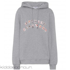 Opening Ceremony Patch cotton hoodie - Womens Sweatshirts P00296715