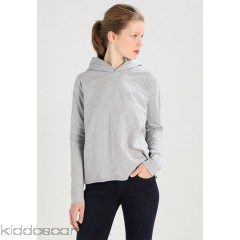 Pieces PCANNEKATRINE  - Hoodie - light grey melange - Womens Sweatshirts PE321J00N-C11