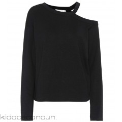 Rag & Bone Sky cutout jersey sweater - Womens Sweatshirts P00296846