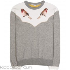 Stella McCartney Embroidered sweatshirt - Womens Sweatshirts P00242970
