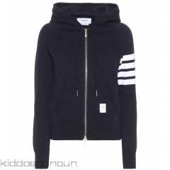 Thom Browne Cotton hoodie - Womens Sweatshirts P00303804