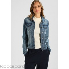 Kaffe ELINA JEANS JACKET - Denim jacket - blue smoke denim - Womens Denim Jackets KA321G01O-C11