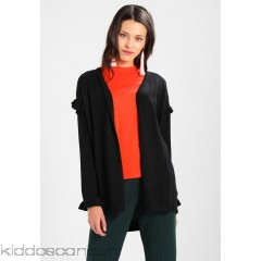 <b>Notice</b>: Undefined index: alt_image in <b>/home/kiddoscancun/public_html/vqmod/vqcache/vq2-catalog_view_theme_cerah_template_product_category.tpl</b> on line <b>73</b>Dorothy Perkins SHOULDER  - Cardigan - black - Womens Cardigans DP521I0EW-Q11