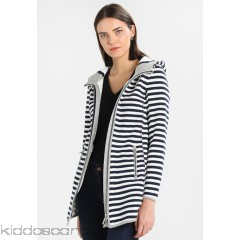 TOM TAILOR OUTDOOR JACKET - Cardigan - real navy blue - Womens Cardigans TO221U00T-K11