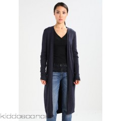 Vila VIRIL LONG CARDIGAN - Cardigan - total eclipse/melange - Womens Cardigans V1021I0KG-K11