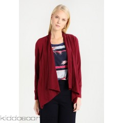 Zalando Essentials Cardigan - dark red - Womens Cardigans ZA821I01W-G11