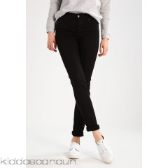 7 for all mankind ROZIE - Jeans Skinny Fit - illuxion luxe rinsed black - Womens Skinny Jeans 7F121N07K-Q11