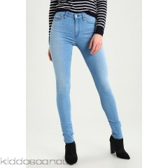 Kings Of Indigo CHRISTINA - Jeans Skinny Fit - ice blue worn - Womens Skinny Jeans K0421N023-K11