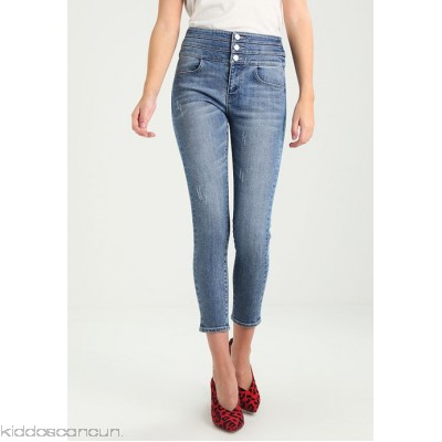 Miss Sixty BLUE ATTACK - Jeans Skinny Fit - blue - Womens Skinny Jeans MI321N00R-K11