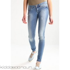 ONLY ONLCORAL  - Jeans Skinny Fit - medium blue denim - Womens Skinny Jeans ON321N0FJ-K11