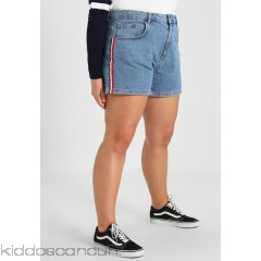 Twintip Plus Denim shorts - blue denim - Womens Denim Shorts TWB21S000-K11
