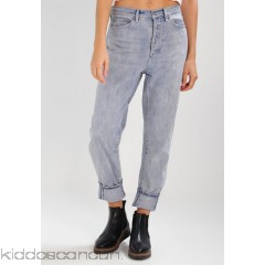 Obey Clothing SUNDAYS - Relaxed fit jeans - light indigo - Womens Loose Fit Jeans OB021N000-K11
