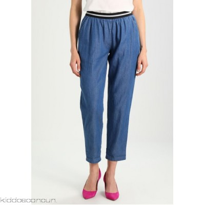 Soyaconcept Relaxed fit jeans - medium blue denim - Womens Loose Fit Jeans SO821A033-K11