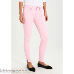 Tommy Hilfiger COMO ANKLE - Slim fit jeans - pink - Womens Slim Fit Jeans TO121N04L-J11