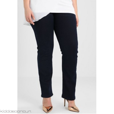 ADIA MONACO STRAIGHT - blue dark - Womens Straight Leg Jeans A0C21N00L-K11