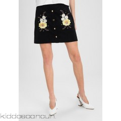 Glamorous A-line skirt - black - Womens A-Line Skirts GL921B02V-Q11