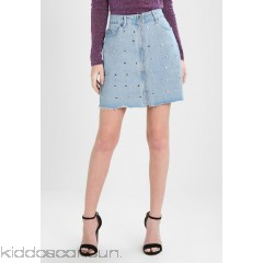 Glamorous A-line skirt - light stonewash - Womens A-Line Skirts GL921B03F-K11