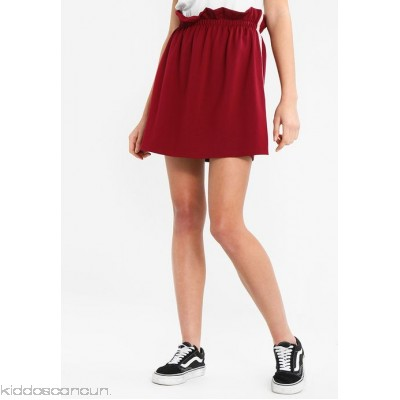 TWINTIP A-line skirt - red - Womens A-Line Skirts TW421J030-G11