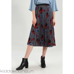 YAS YASBLUELIL PLEATED SKIRT - A-line skirt - ombre blue - Womens A-Line Skirts Y0121B02I-K11