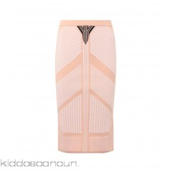 Prada Printed pencil skirt - Womens Pencil Skirts P00299946