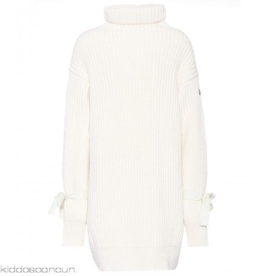 Moncler Wool and cashmere sweater - Womens Mini Dress P00276974