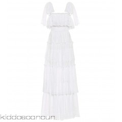 Dolce & Gabbana Cotton maxi dress - Womens Maxi Dresses P00302746