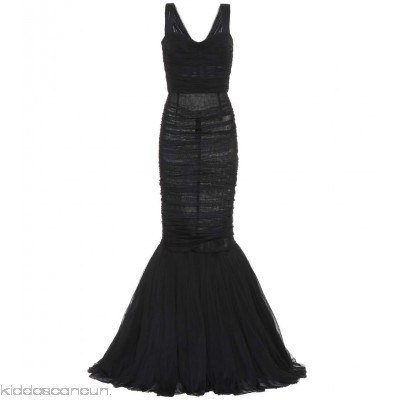 Dolce & Gabbana Tulle gown - Womens Maxi Dresses P00306205