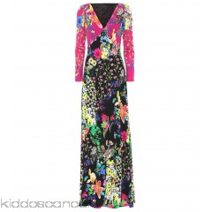 Etro Printed dress - Womens Maxi Dresses P00303225